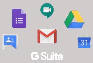google g suite logo