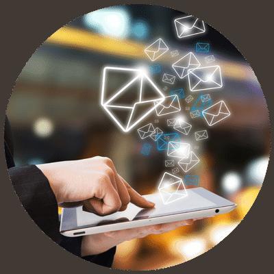 ניהול תיבות דואר אלקטרוני בענן 