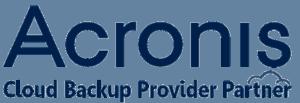 פסגות פתרונות מחשוב Acronis partner