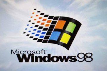חלונות Windows98 זוכרים?